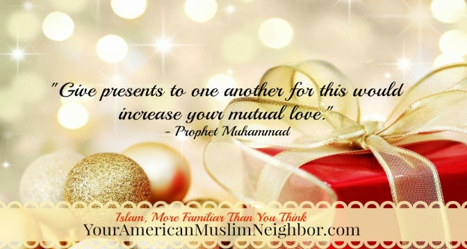 I'm a Muslim, but I Never Miss Christmas