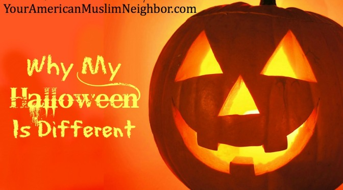 Why My Halloween is Different.