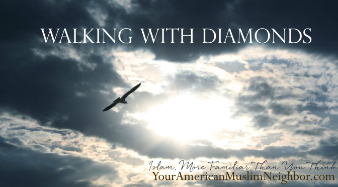 Walking With Diamonds